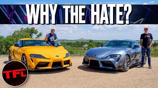 Here's Why The Toyota Supra Is The Most Underappreciated New Sports Car (No,You're Wrong)!