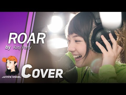 Roar - cover by Jannina W. Em hot girl Thái lại ra bài mới rồi