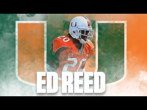 Ed Reed was unstoppable at Miami | College Football Mixtape
