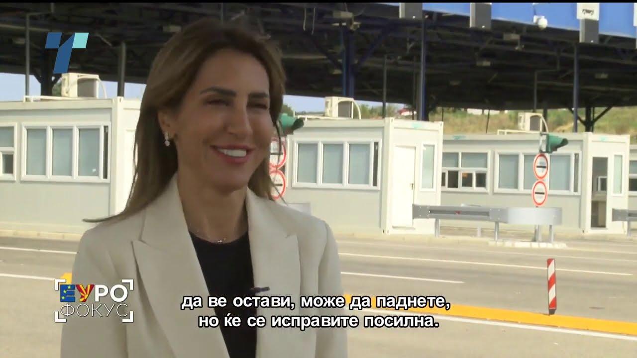 Interview of the RCC Secretary General Majlinda Bregu for TV Telma