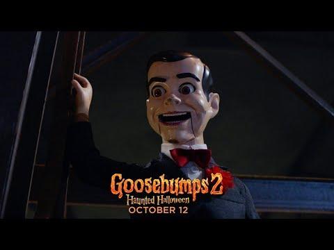Goosebumps 2: Haunted Halloween (TV Spot 'Old Friend')