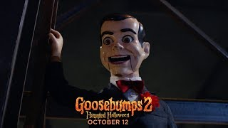 GOOSEBUMPS 2: HAUNTED HALLOWEEN – Old Friend (In Theaters October 12)