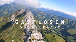 Cinematic Alpine Cliff Diving (FPV) – Gastlosen, Switzerland