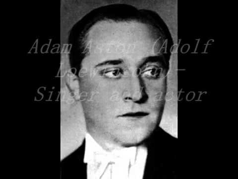 Adam Aston-Rebeka-Tango-1932!