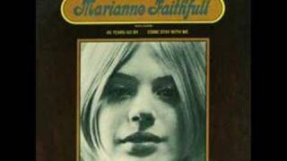 As tears go by - Marianne Faithfull tribute (cover)