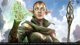 Pro Tour Oath of the Gatewatch Top 8 Opening and Quarterfinals: Pascal Maynard vs. Luis Scott-Vargas