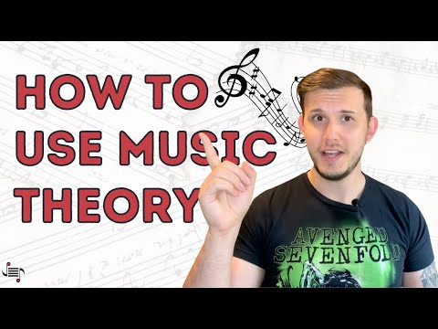 A video from my education blog, JustWriteMusic.com, explaining practical ways to employ music theory when writing music.