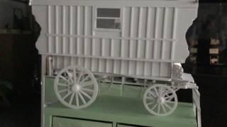 Making the Replica Gypsy Caravan