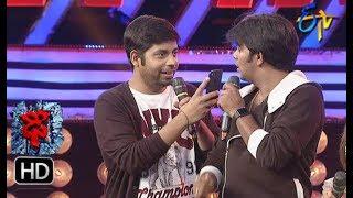 Sudheer   Rashmi   Hemanth   Varshni    Funny Joke   Dhee 10   13th June 2018   ETV Telugu