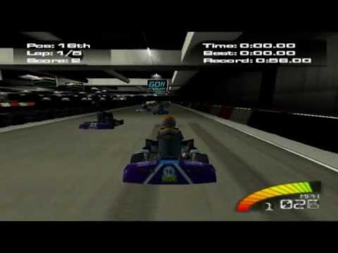 International Super Karts Playstation 2