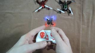 Подделка под Хабсан микро квадрокоптер Hubsan Nano Q4 -2