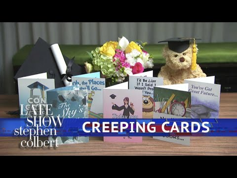 Graduation Cards From Roy Moore