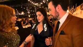 MTV EMA 2012: Lana Del Rey auf dem Red Carpet