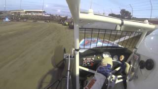 preview picture of video 'Murray Bridge 20/04/13 - Wingless Sprints Heat 1'