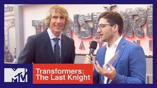 Michael Bay Talks Steven Spielberg & the Transformers Legacy   MTV