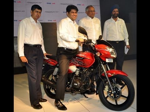 TVS PHOENIX 125 MOTORCYCLE LAUNCHED