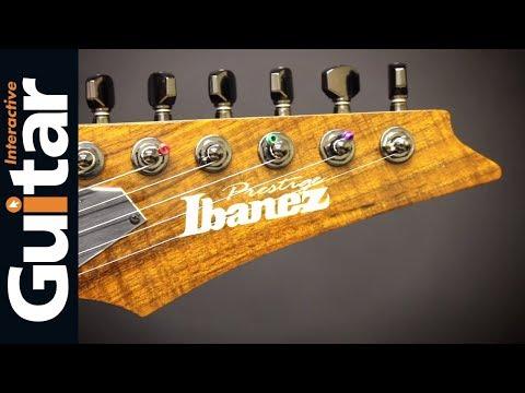 Ibanez Prestige RG652 KBB | Review