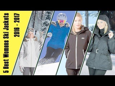 5 Best Womens Ski Jackets 2016 – 2017| Best Womens Winter Jackets Reviews