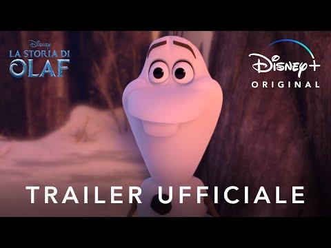Disney+: Esce La Storia di Olaf - Corto Originale dal 23 Ottobre