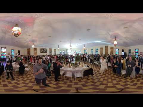 boda 360º celebración