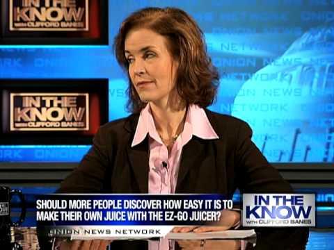 Should More Americans Get In On The EZ-Go Juicer Craze?