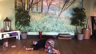 Healing from the Inside Out Yoga (Charla)