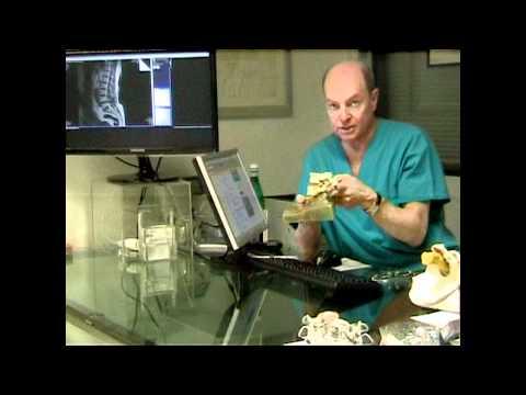 I micromovimenti su un gitt a osteochondrosis