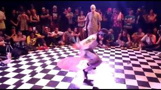 Nathana We Can Do It Bgirls Vs Kelloks Roots Favela // The King Of The Night 2017