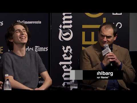 interview with 'Call Me By Your Name' cast   Timothée Chalamet, Armie Hammer and more
