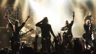 Darkane live 2014 Full Show (Bibelot/Dordrecht)