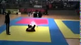 Jiu Jitsu Fight Ends In Tragedy