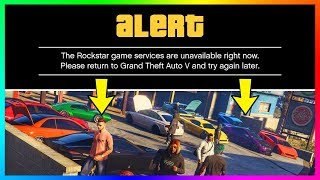 gta 5 wont let me play online xbox one - TH-Clip