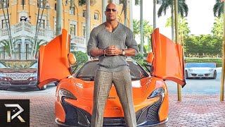 15 Ridiculous Expensive Things The Rock Owns