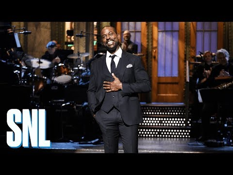 Sterling K. Brown Monologue - SNL