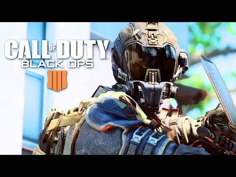 Call of Duty Black Ops 4 — Official Operation Spectre Rising Gameplay Trailer