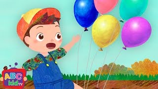 Jack Be Nimble (2D) | Cocomelon (ABCkidTV) Nursery Rhymes & Kids Songs