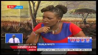 Jukwaa la KTN: Suala Nyeti - Seneta wa Embu Lenny Kivuti  [Sehemu ya Tatu]