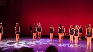 Gifford Dancers Perform at Disneyland!!!