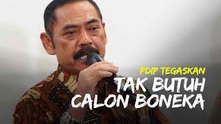 Berpotensi Lawan Kotak Kosong, PDIP Tegaskan Tak Butuh Calon Boneka sebagai Pesaing di Pilkada Solo