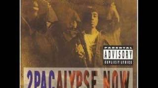 2Pac - 2Pacalypse Now -  Young Black Male (Track 01)