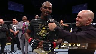 UFC 232: Jon Jones Octagon Interview