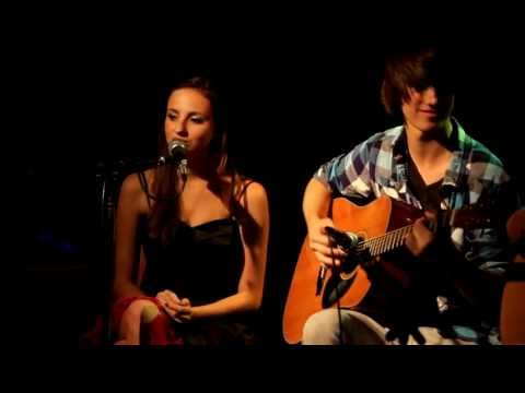 The A Team Ed Sheeran Cover (Dani Lauren and Summit)