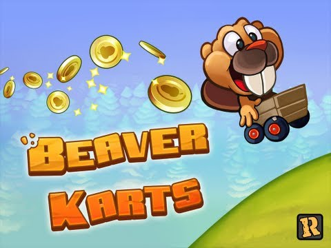Video of BeaverKarts