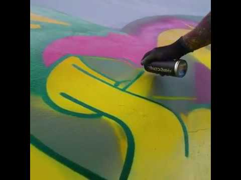 Краска Hardcore от Montana Colors
