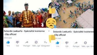 🔥🔴 Debordo   Spécialité Ivoirienne   Le Clip, Trooooop Simple? | Heritor