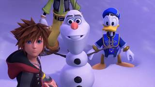 Kingdom Hearts 3 Official Trailer Xbox One PS4
