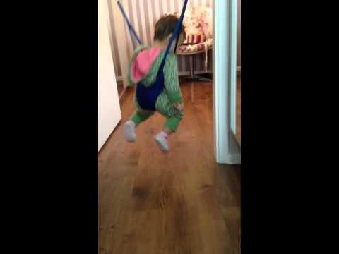 Jumperoo de chão X Door Jumper de Porta