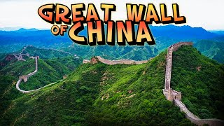 Great Wall of China Facts for Kids!