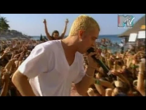 Eminem - My Name Is Live At MTV, Spring Break 1999 [RARE VIDEO] Mp3