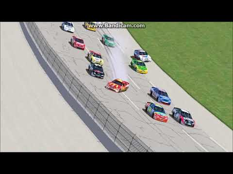 Download My Nr2003 Gameplay Crash Clips 6 Nascar Racing 2003 Season